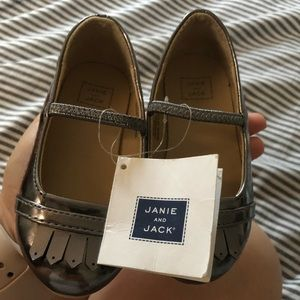 Janie and Jack Baby Flats